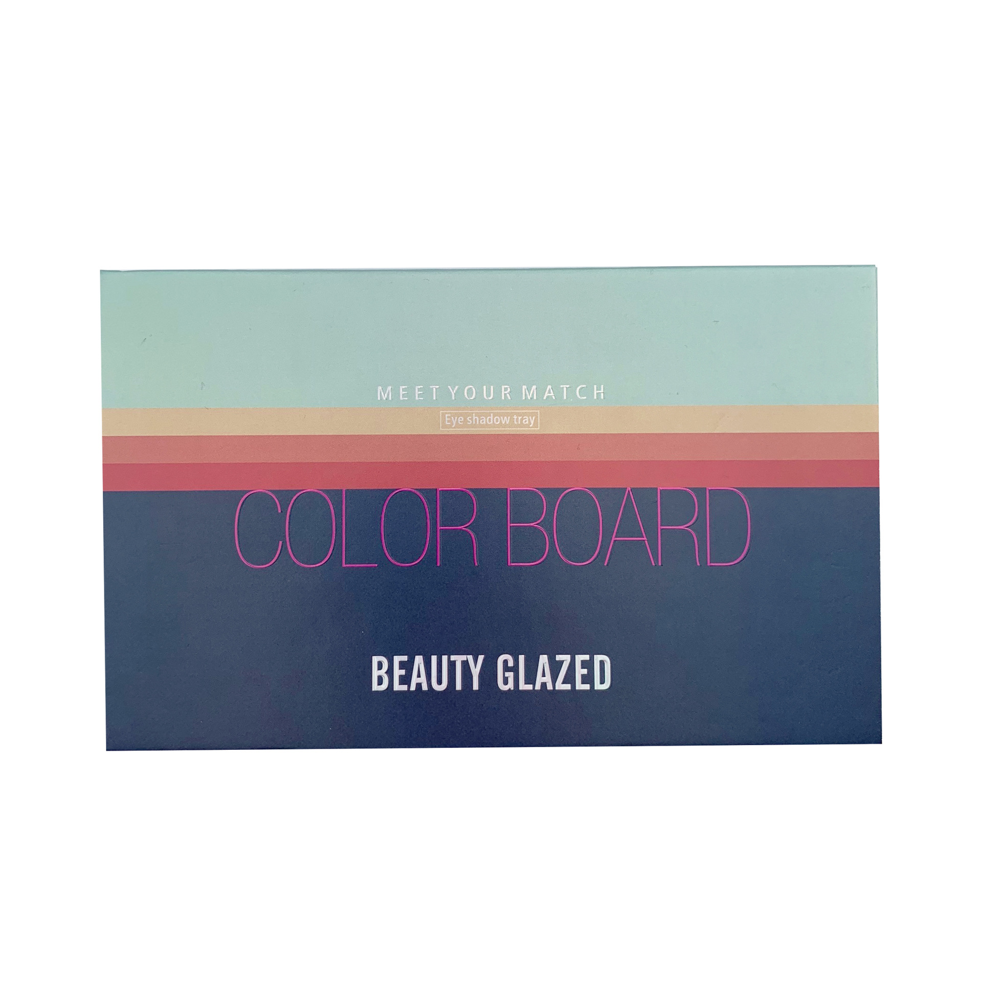 Beauty Glazed 4 In 1 Color Board 60 Color Palette Beauty Traits Official Site